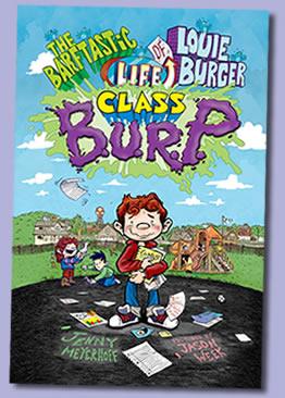 Class B.U.R.P. by author Jenny Meyerhoff
