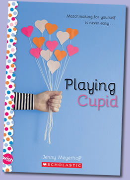 Playing Cupid by author Jenny Meyerhoff